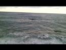Купание на диком пляже 2015 Ялта