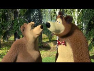 Маша и Медведь 4 серия - Весна пришла