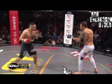 Superman Punch   Rey Trujillo vs. Munil Adriano / Рей Трухильо - Мунил Адриано