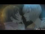 Красивый аниме клип о любви - Космос в одно касание