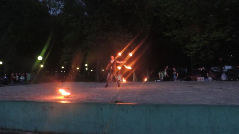 Отборочные Ярые огни 2016 София Кляшторная Рокерша