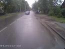 Осторожно! Водитель девушка на автобусе!
