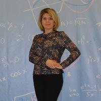 Анкета Марина Баранова