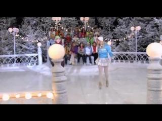 Новогодная ночь на Первом канале 2009 год