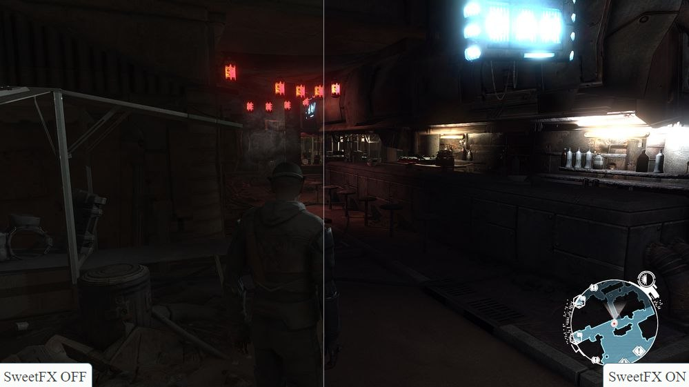 The Technomancer: SimpleFx для Другие игры - Скриншот 1