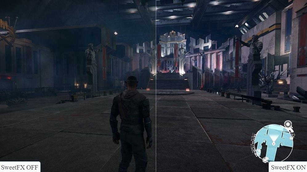 The Technomancer: SimpleFx для Другие игры - Скриншот 2