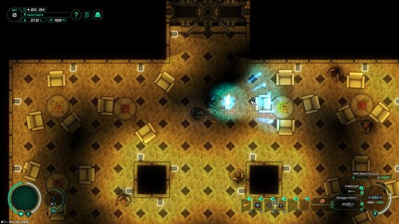 Subterrain (2016) PC - Скриншот 3