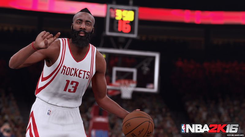 NBA 2K16: Michael Jordan Special Edition [Update 8] (2015) PC | Portable - Скриншот 1