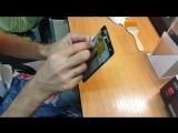 Сборка дисплейного модуля (склейка дисплея и тача) на Explay Indigo - LCD refurbishing