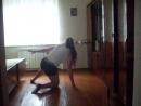 Тина Кароль - Время как вода (Импровизация. Танцует Марианна Бофор)