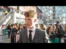 Interview with actor Harry Kirton from Peaky Blinders premiere