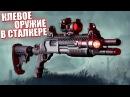 Клевое оружие в Сталкере Зов Припяти Call of Pripyat Weapon Pack