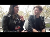 Interview with Justs (Latvia 2016) - London Eurovision Party 2016