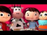 Rig A Jig Jig | Nursery Rhymes | By LittleBabyBum