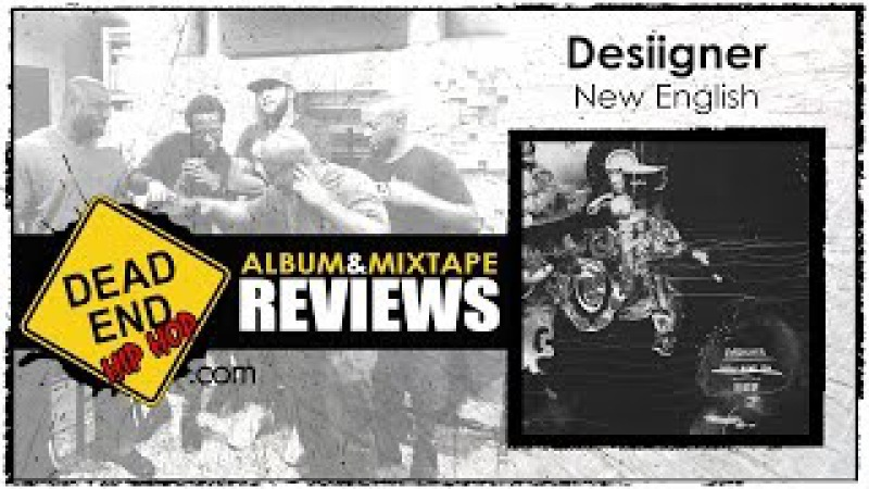 Desiigner - New English Mixtape Review | DEHH
