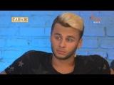 Король украинского глем-рока. Приколы на ТВ. Alex Angel