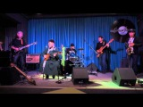 Хартыга (Hartyga) и Альберт Кувезин, - Eki Attar, Everjazz ноябрь 2015, тува-рок, этнический джаз