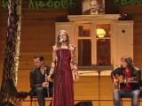 Концерт в Переделкино. Ольга Арефьева