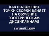 «4 Касты» Как положение Точки Сборки влияет на обучение Эзотерическим дисциплинам? Евгений Джим