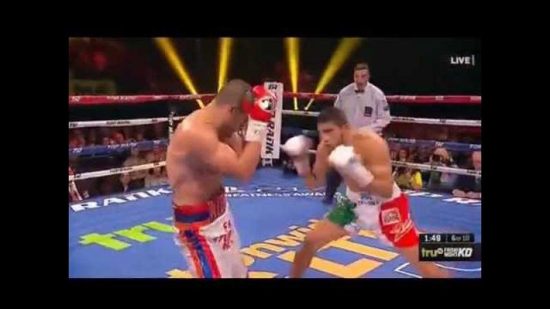 Gilberto Ramirez vs Gevorg Khatchikian