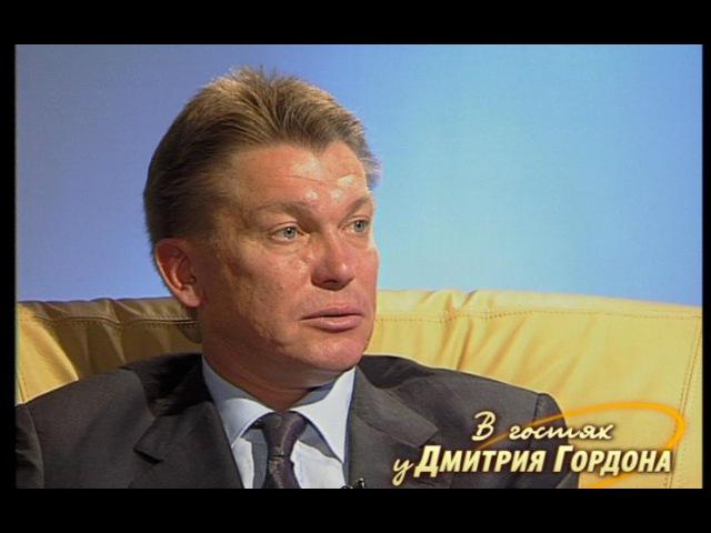 Олег Блохин В гостях у Дмитрия Гордона 2001