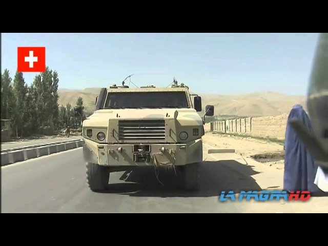 New Ground Vehicle for Army - MOWAG Eagle IV *** HD