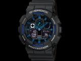 Обзор и настройка часов Casio G shock GA-100 [5081]