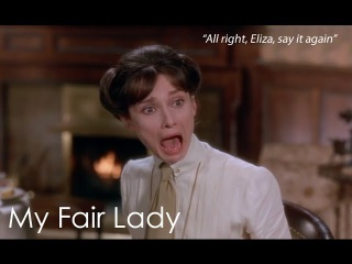 Introduction: English pronunciation with My Fair Lady (1964)