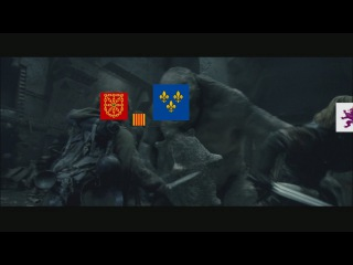 Aragorn and the War of Navarran Succession