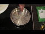 Готовим классический стейк на сковороде-гриль iCook