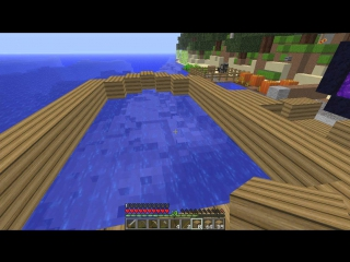 LP Марафон по Minecraft: Tropical Island Survival №9 (Финал)