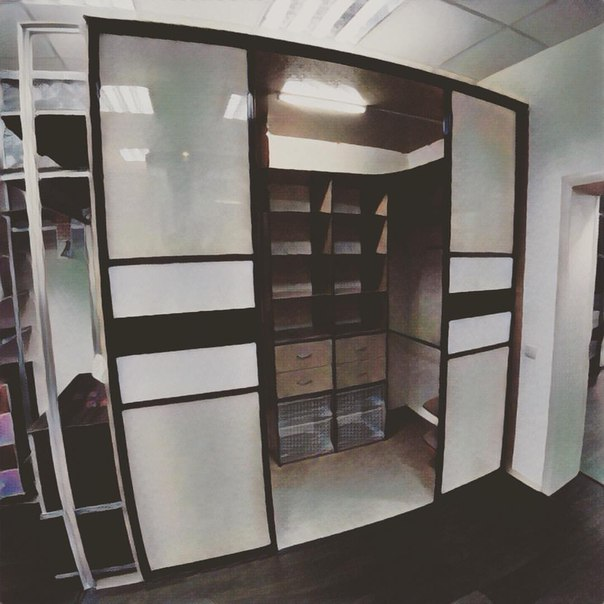 Шкафы-купе визард тюмень фото