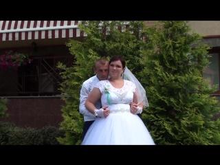 весільний кліп- Тетяна та Юрій молодьків 25 06 2016 р-My wedding day