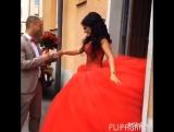 На своей свадьбе я буду в таком платье♥♥♥ И это не обсуждается!))