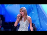 Taylor Swift - I Knew You Were Trouble (Victorias Secret Fashion Show SNOW ANGE HD 1080 TVRip