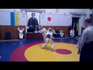 Соревнование г.Новогродовка Я в красном шлеме