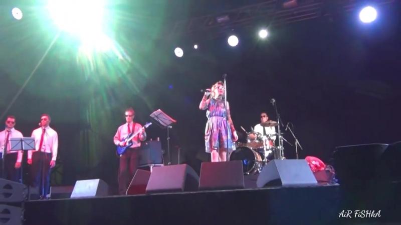 Жанна Агузарова - Ray Just Arena 27.09.2014