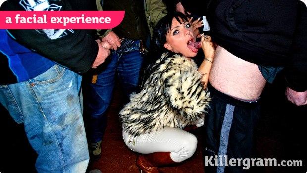 WOW A facial experience # 1