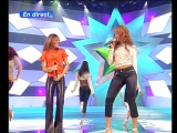 Crazy In Love with Sofia Essaidi (Star Academy 08.11.2003)