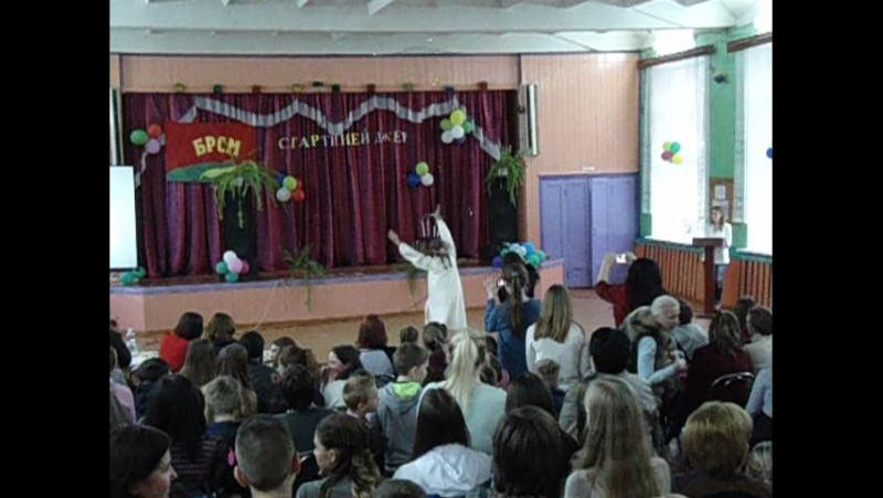 Стартинейджер 01 04 2016 МАКС ФАН Гулева Надежда