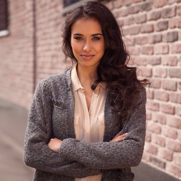 Анастасия Макшун, гимнастка