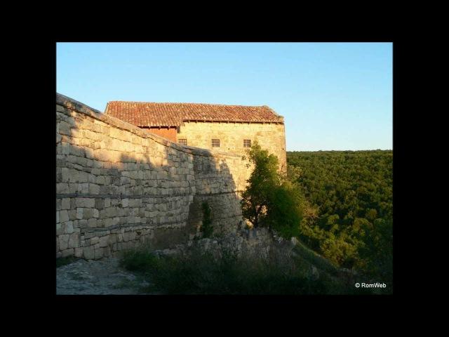 Бахчисарай, Ханский дворец, Чуфут-Кале. Поездка Крым на автомобиле в 2013 году, часть 2