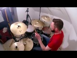 Rage Against The Machine - Bombtrack (Drum Cover)