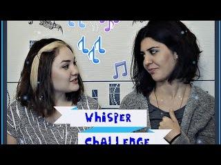 ♥WHISPER CHALLENGE♥Тихий челлендж♥Ksu_ Giggle♥