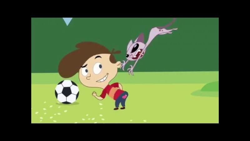 Кид vs Кэт - Спасение кота - Серия 7 , Сезон 2 | Короткая анимация Disney