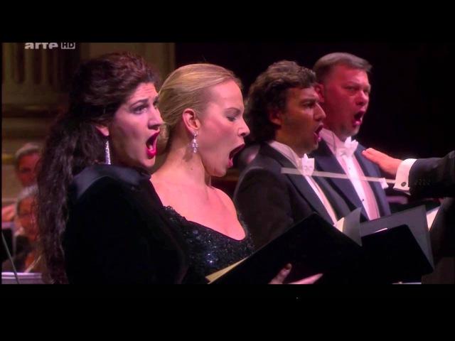 Lacrymosa. Requiem de Guiseppe Verdi Direction Daniel Barenboim