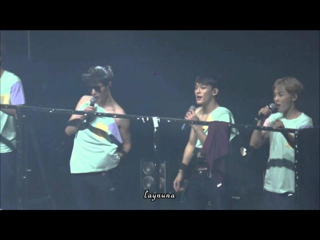 151121 EXO'luXion in Macau Lucky