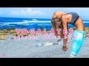 Pilates Yoga Workout ♥ Yogalates Beach Fusion