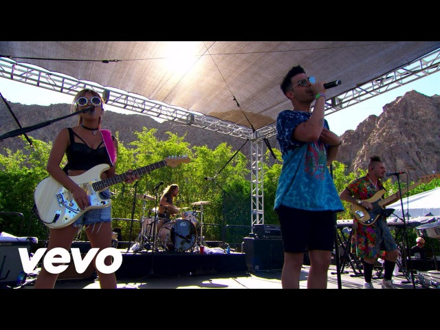 DNCE Toothbrush Live on the Honda Stage from The Republic House