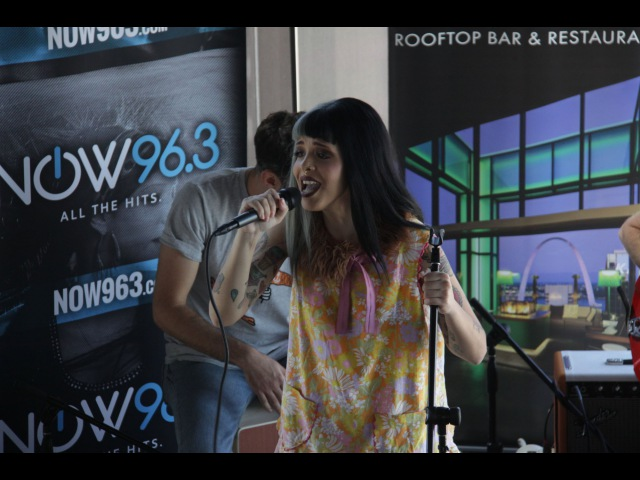 Melanie Martinez - Sippy Cup [LIVE] at Three Sixty for NOW96.3